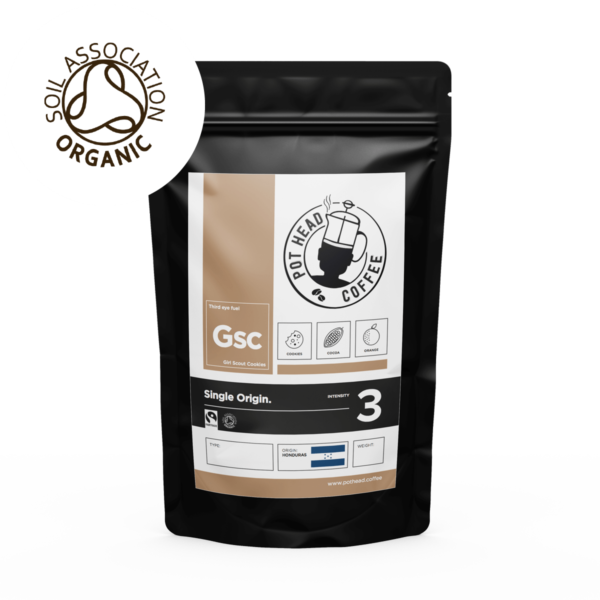 Girl Scout Coffee - Organic Speciality Coffee