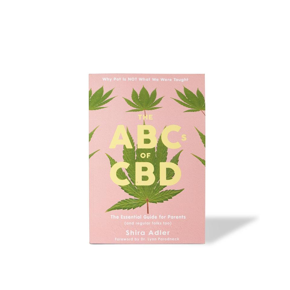 The ABCs of CBD - Gifts for Pot Heads