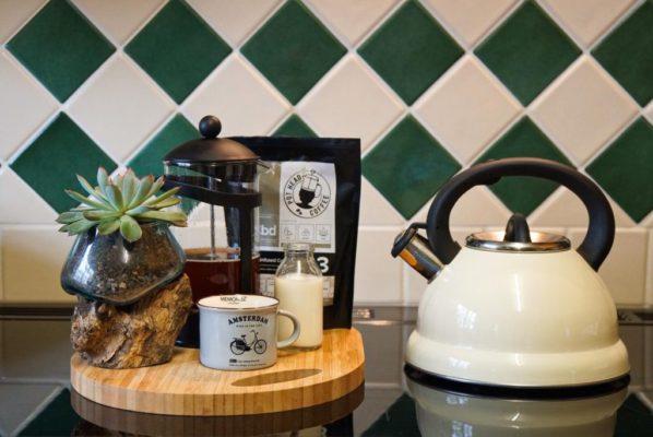 Brewing CBD Coffee