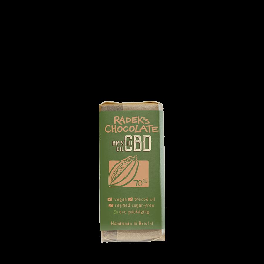 Radek CBD Chocolate - Treat Size
