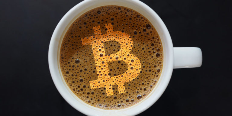 How to buy coffee with cryptocurrency