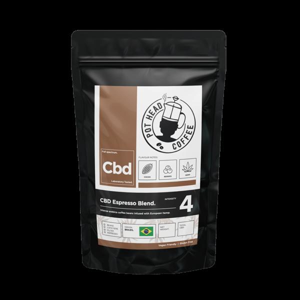 CBD Espresso Coffee