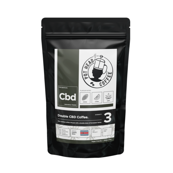 Double Strength CBD Coffee